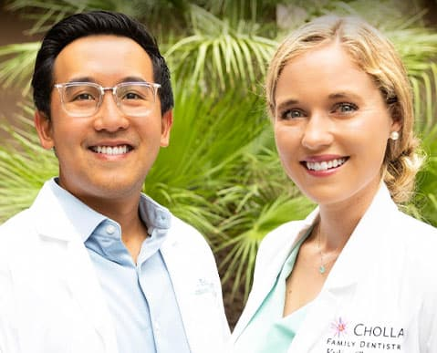 Dr. Eric and Dr. Kylin